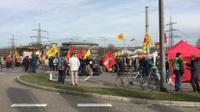 Anti-AKW-Demo am Internationalen Frauentag